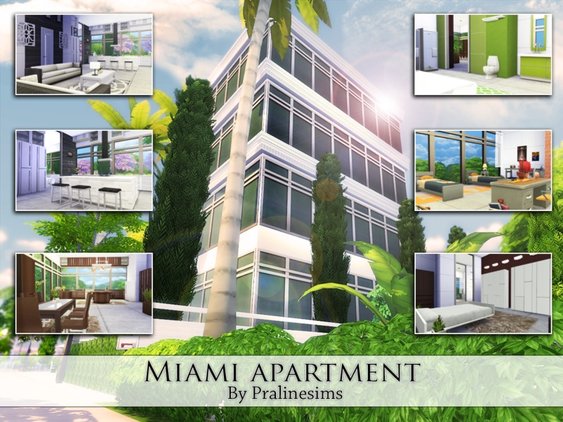 Image gallery sims 4 apartments for Apartment design sims 3