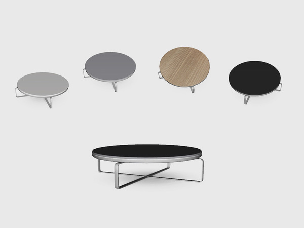 Ung999 S Living Grace Coffee Table