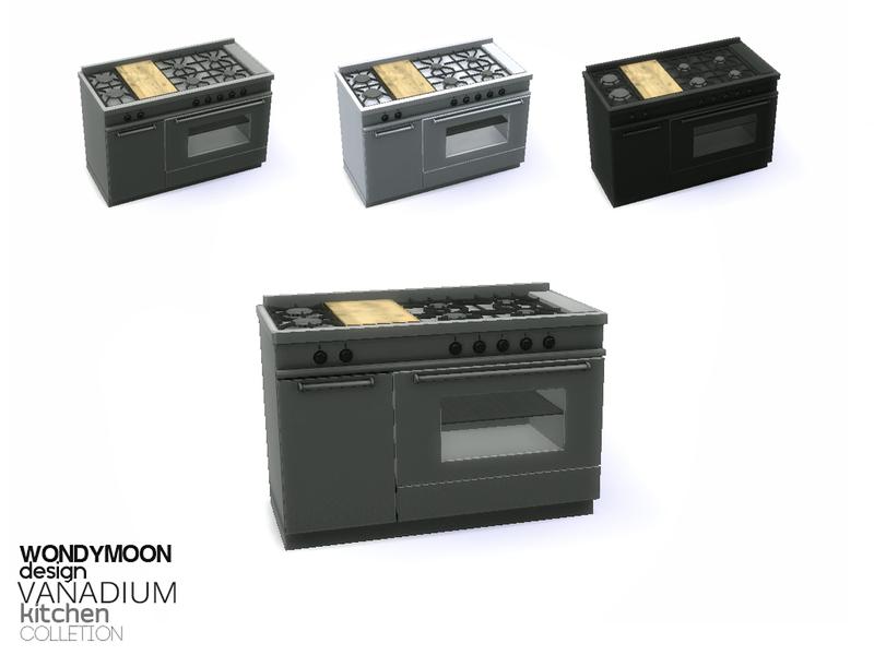 Custom Kitchen Appliances