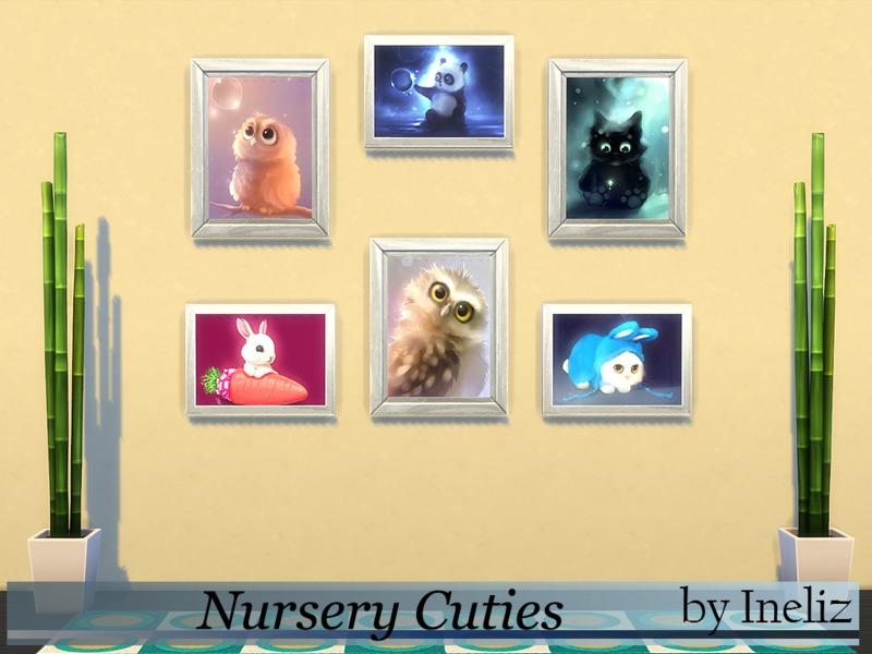 Ineliz s nursery cuties