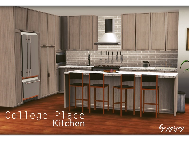 college place kitchen