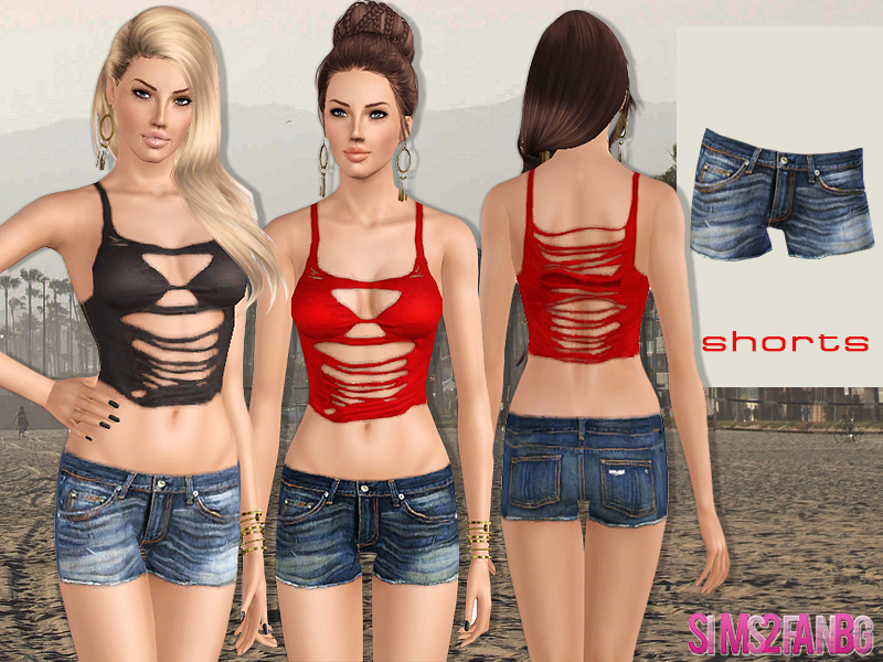 Sims 2 erotic clothes