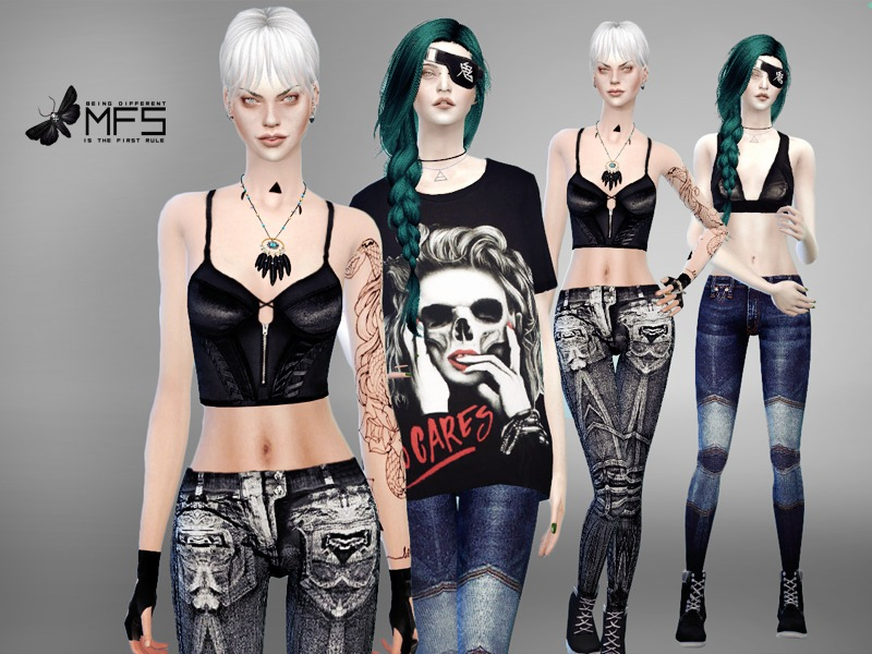 MissFortune's MFS Rebels Collection