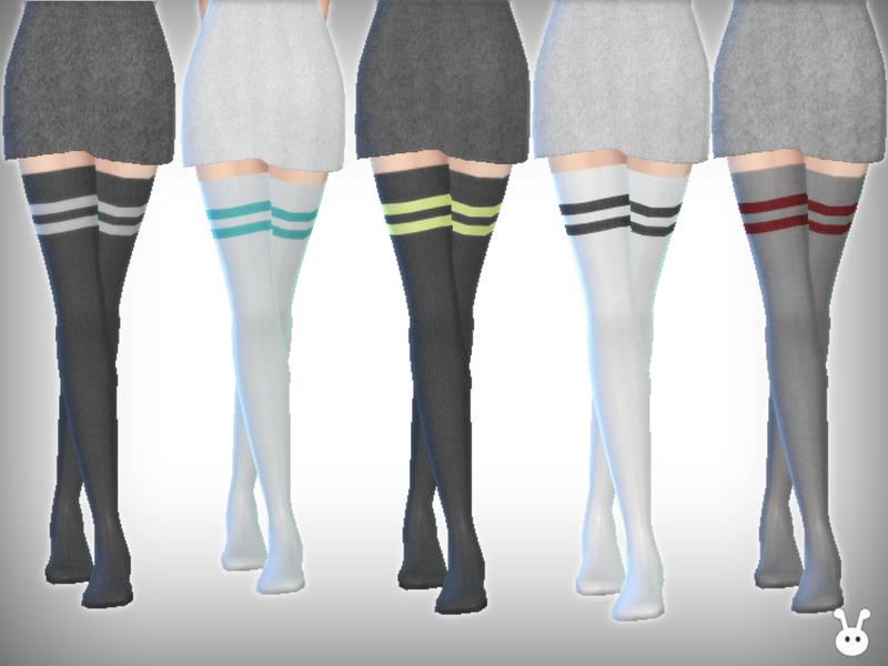 174fd015d XxNikkibooxX s Varsity Socks