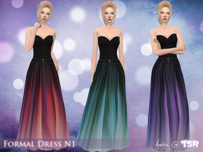 Aveiras Formal Dress N1