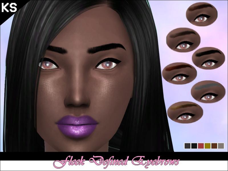 Kaisims S Fleek Defined Eyebrow Set