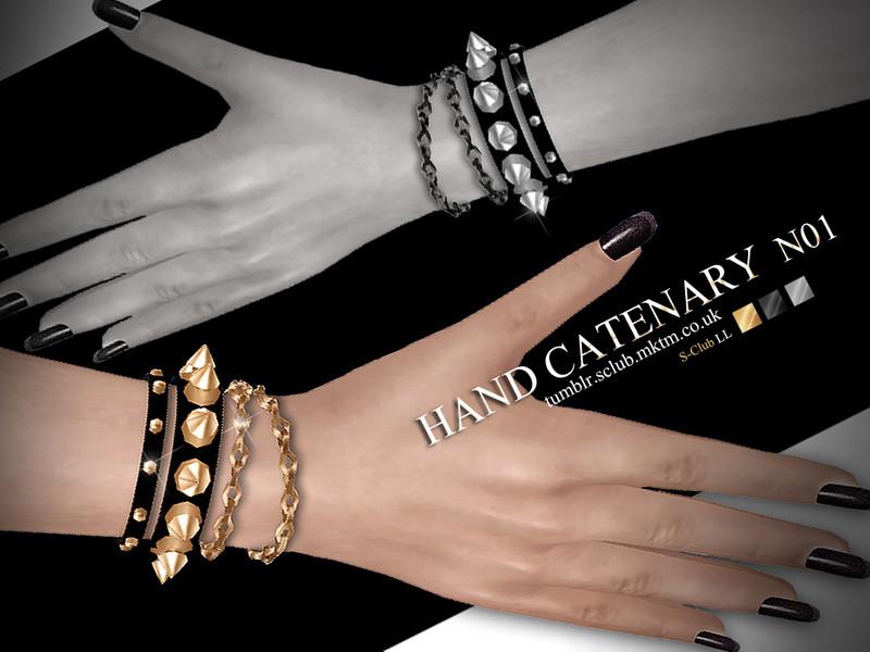 S-Club LL ts4 Hand catenary N01(F)