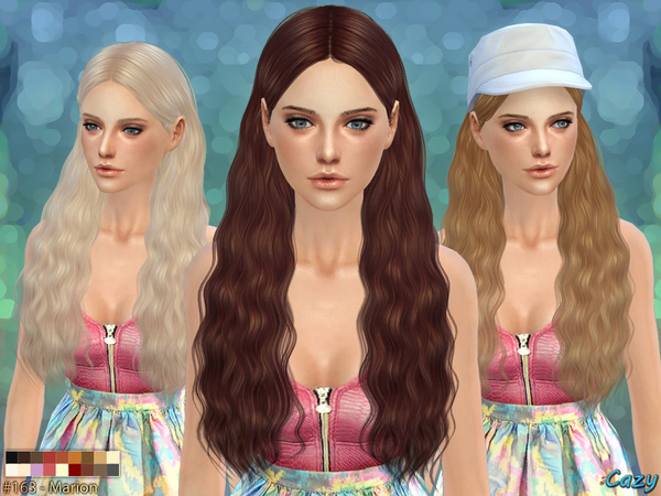 Cazy S Marion Female Hairstyle