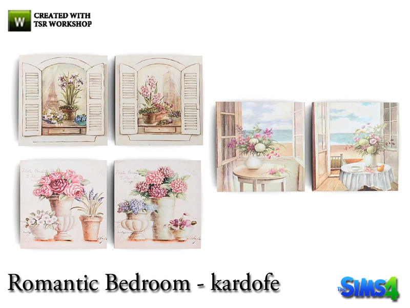 Kardofe Romantic Bedroom Picture