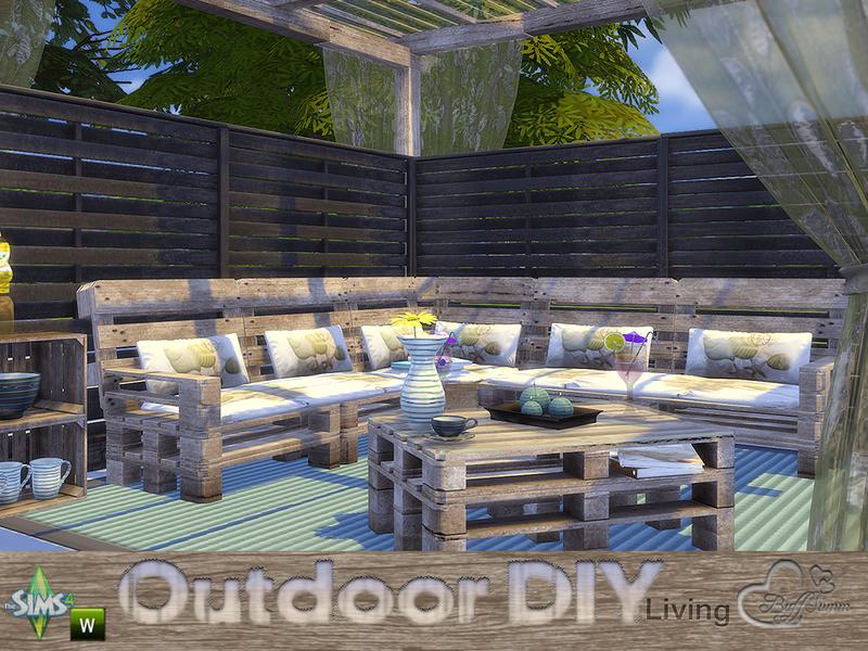 Buffsumm S Diy Outdoor Living