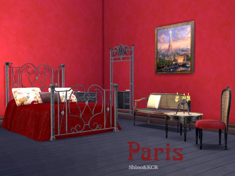 Sims 4 Pets Furniture