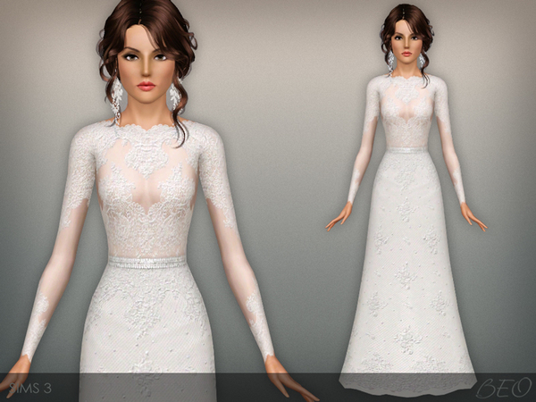 BEO's Wedding Dress 44