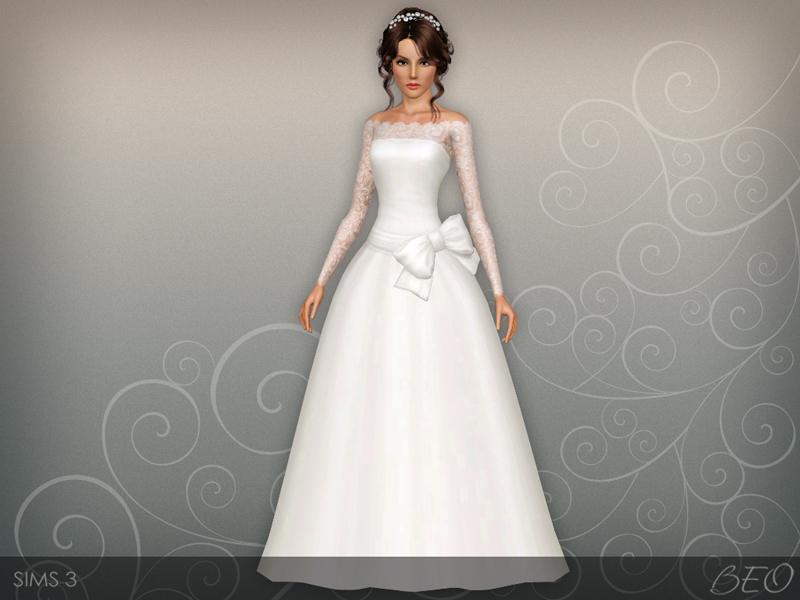 BEO's Wedding Dress 45