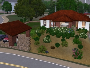 Sims 3 Downloads - 'family house'