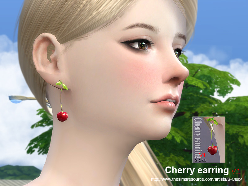 how to get cherry sims 4