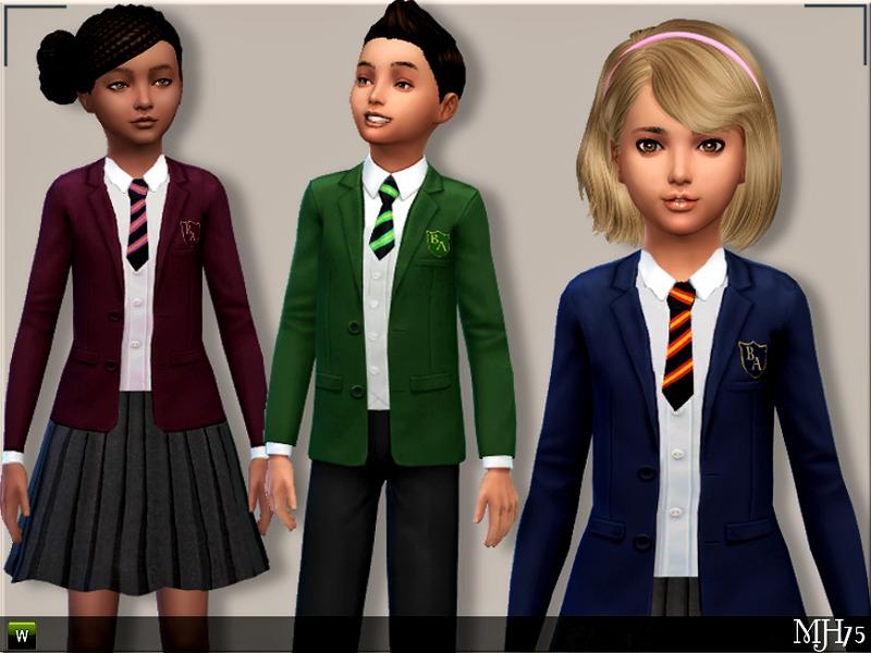 Sims Downloads School - Skin para minecraft de yuno