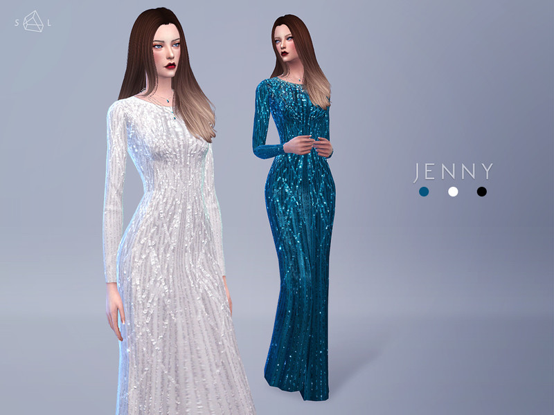 SLYD\'s Evening Gown - JENNY