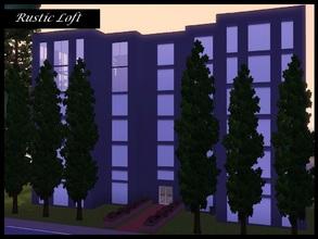 Sims 3 Lots - 'rustic'