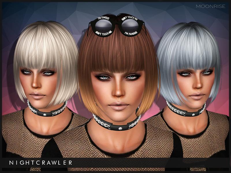 Nightcrawler Sims Nightcrawler Moonrise