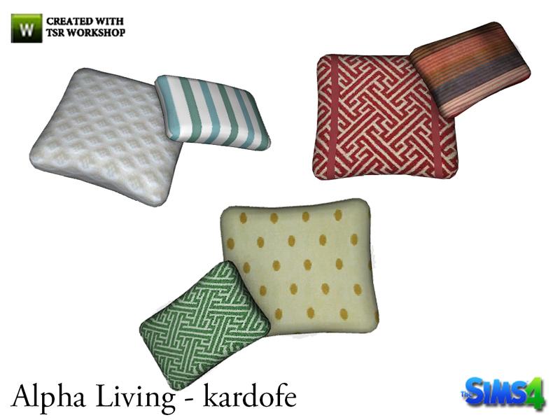 kardofe_Alpha Living_ Floor cushions