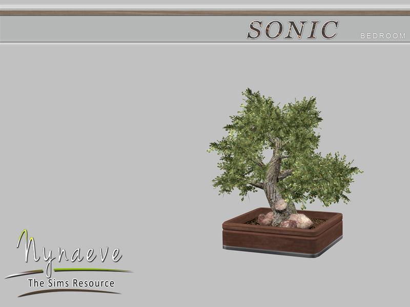 Nynaevedesign S Sonic Bonsai