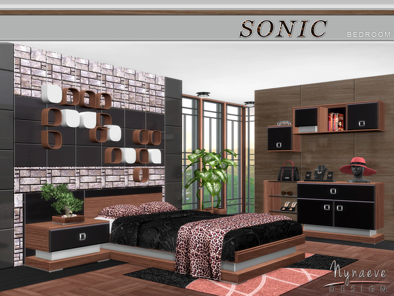 Sonic Bedroom. NynaeveDesign s Sonic Bedroom