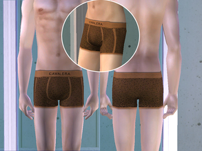 Sims 2 — Cavalera Underwear - Orange by CerseiL2 — They also can be used as Pj\'s. I hope you like it.