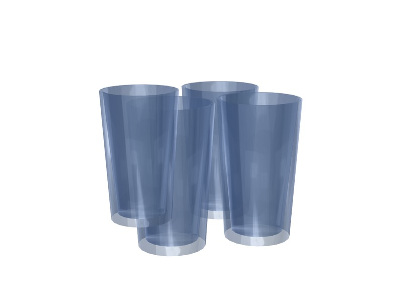 Simman123s Glade Glass Cups