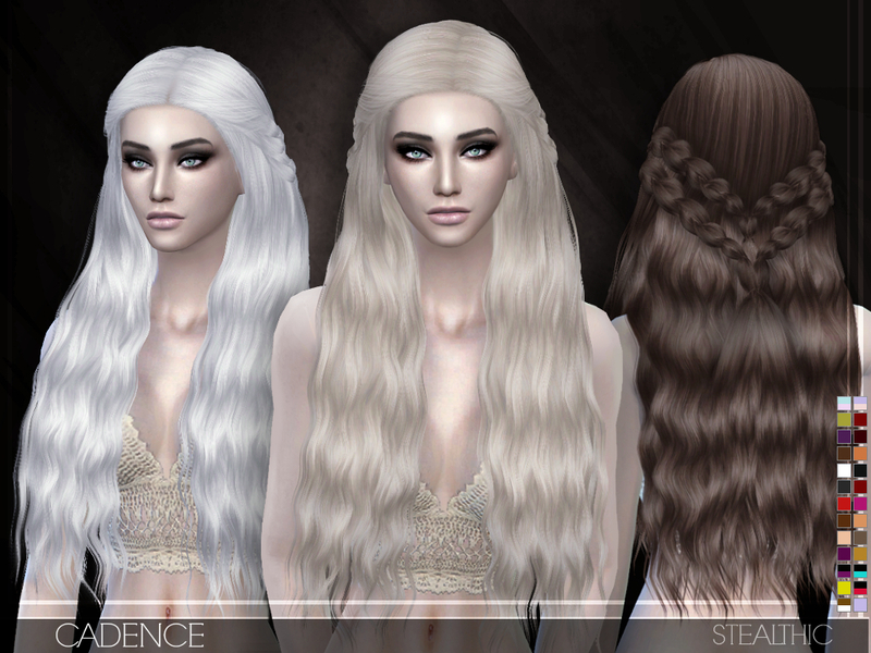 Stealthic - Cadence (Female Hair)