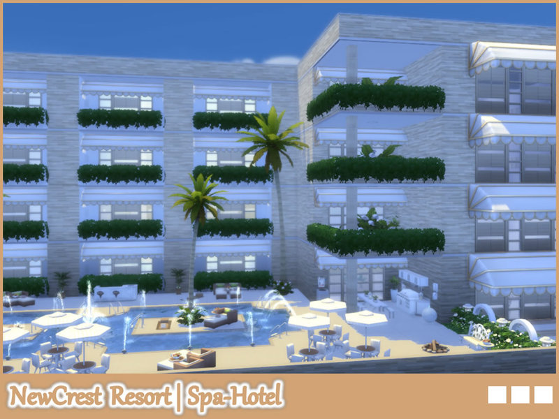 Fsdesign S Newcrest Resort Spa Hotel