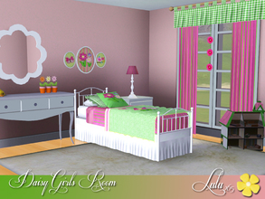Strawberry Shortcake Toddler Bed Frame