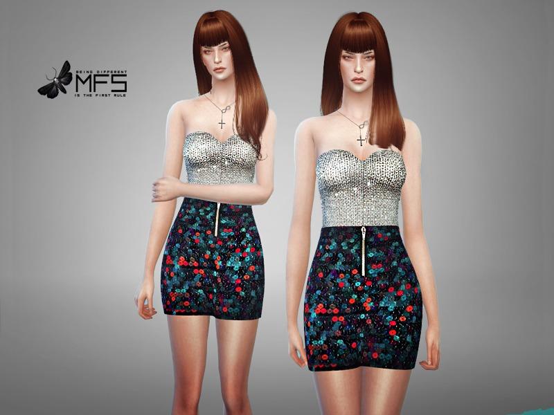 92c9ec2c MissFortune's MFS Sequin - Dress 2