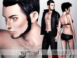 Sims 3 — Studio Skin DEFAULT by Pralinesims — Fully handpainted skintone for your sims. Give them a new look! For all
