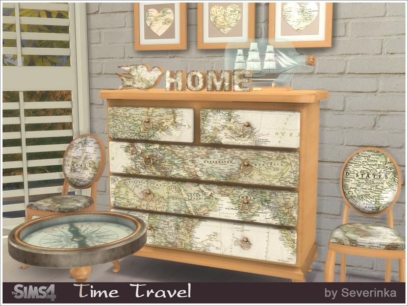 Severinka S Time Travel Set