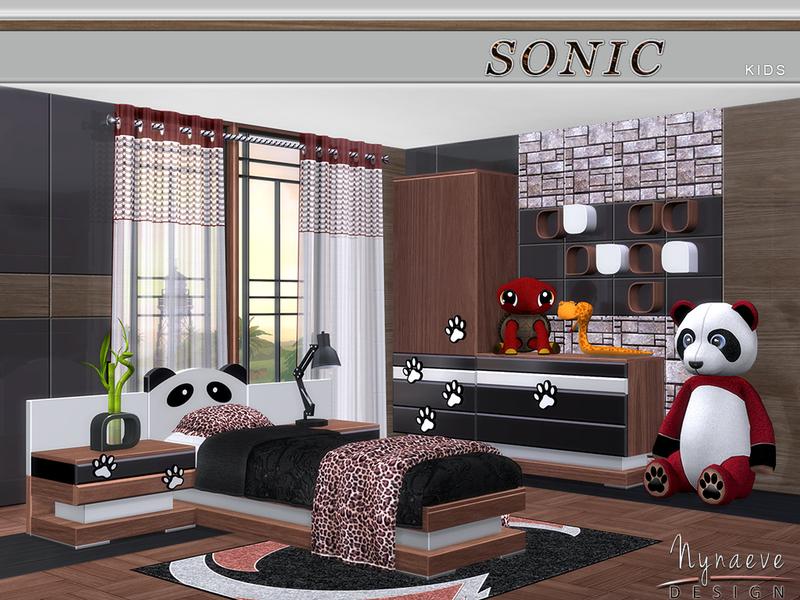 Nynaevedesign S Sonic Kids
