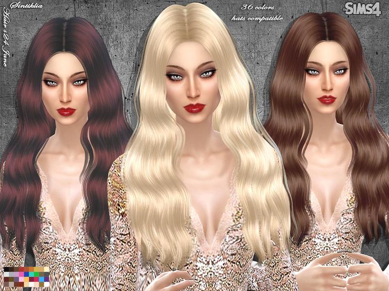 Sintikliasims Sintiklia Hair S24 Jane