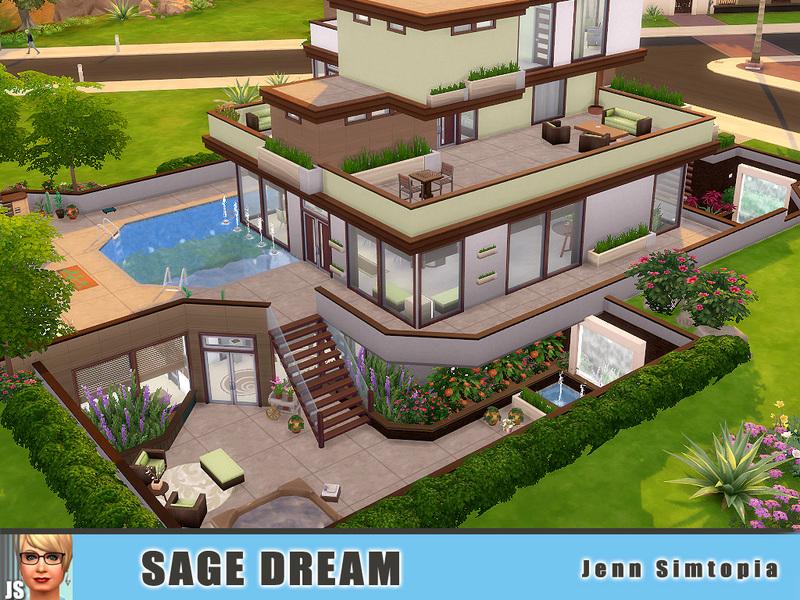 Jenn Simtopia 39 S Sage Dream