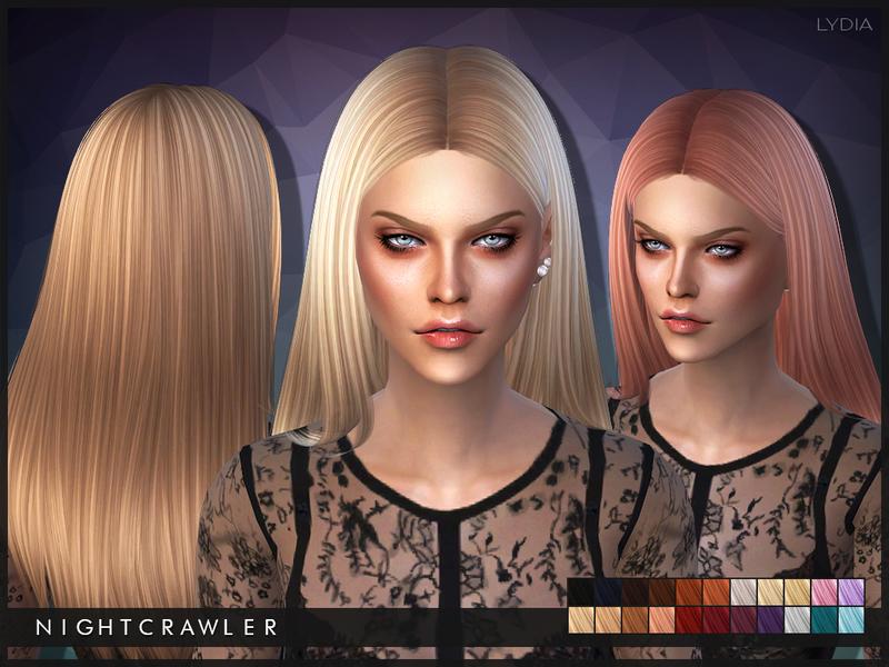 Nightcrawler Sims' Nightcrawler-Lydia