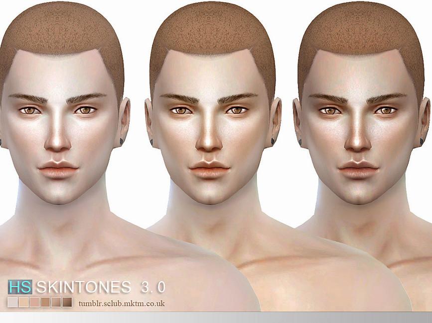 S-Club WMLL ts4 Bikini 1.0 skin - sims 4 cc