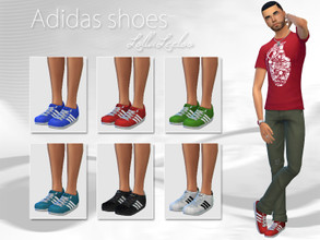 adidas superstar sims 4