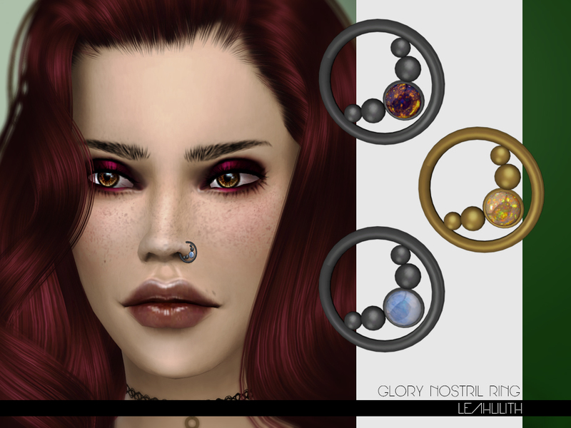 Sims  Nose Ring