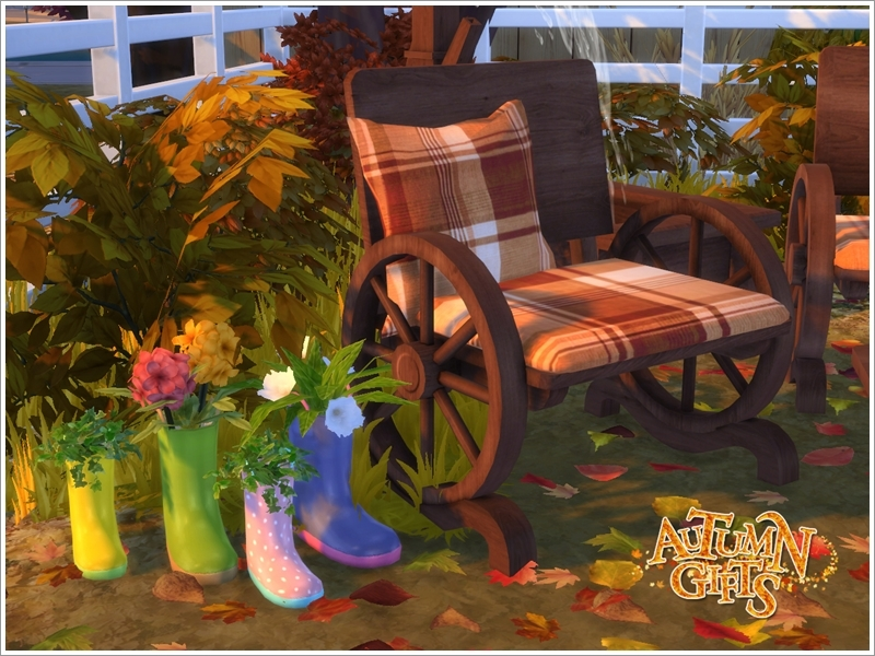 Severinka S Autumn Garden