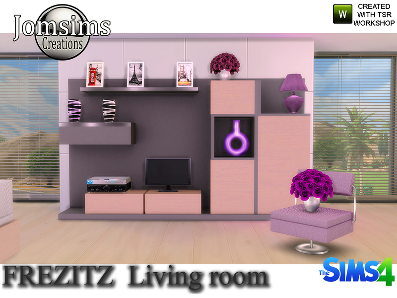 jomsims\' Frezizt Modern Living Room