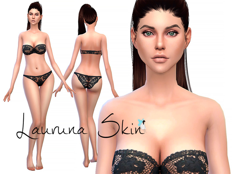 Ms Blue S Lauruna Skin