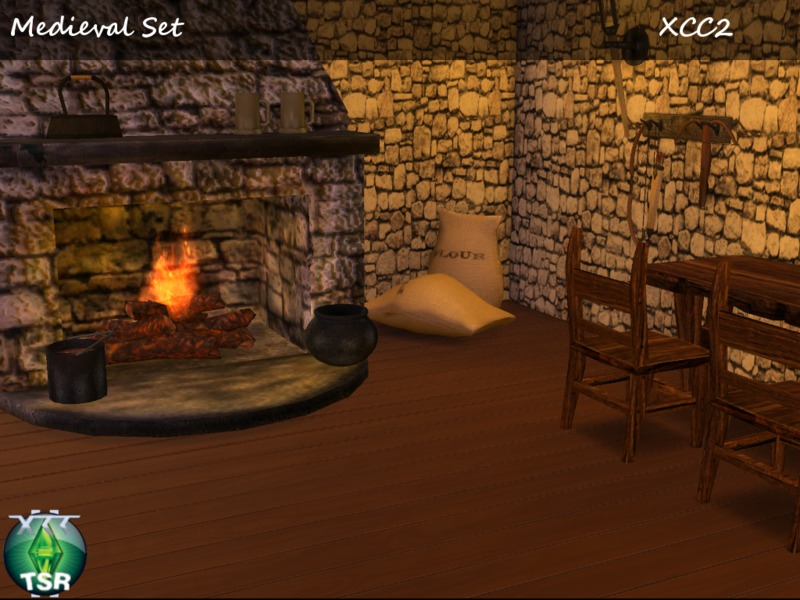 Xcc2 S Xcc Medieval Set