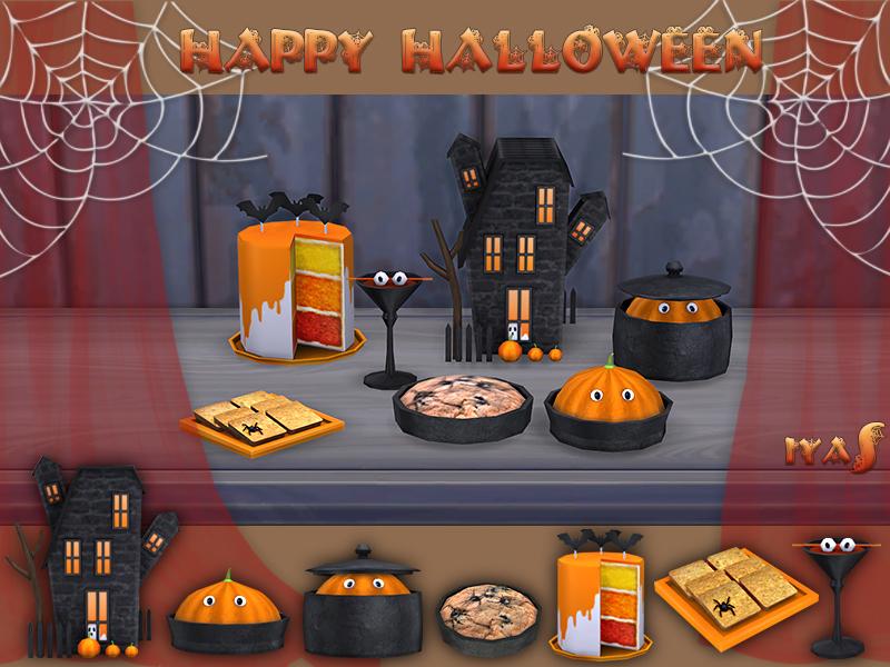 Soloriya S Happy Halloween Set