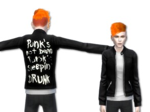 sims 4 male clothing punk