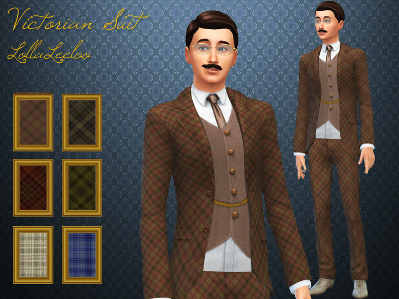 Everyday Victorian Suit Top By Lollaleeloo