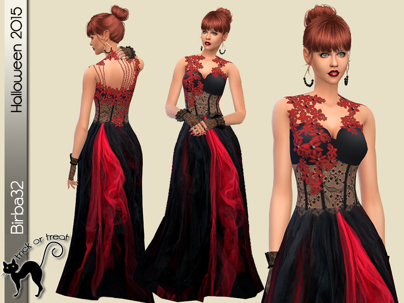 Red and Black Dress,red and black dress,