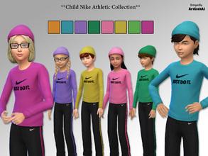 Sims Tsdbhcrxq 4 Child Male 'nike' 4RLA5j3